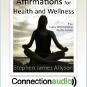 Affirmations for Health and Wellness - Audio MP3