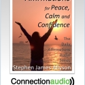 Affirmations for Peace, Calmness, and Confidence - Audio MP3
